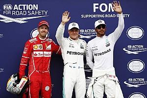 Formule 1 Résultats La grille de départ du Grand Prix d'Autriche