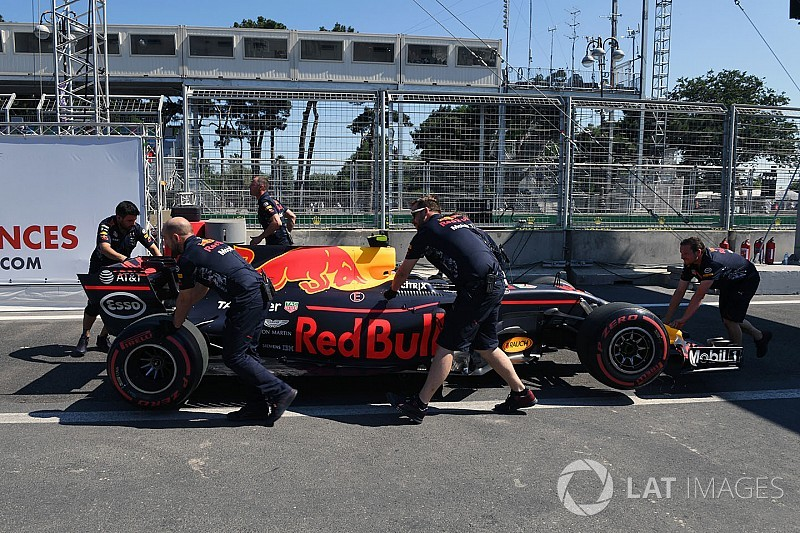 Verstappen espera que en el simulador su motor no se rompa