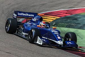Formula V8 3.5 Crónica de entrenamientos Fittipaldi y Menchaca mandan en las prácticas de la World Series en Nurburgring