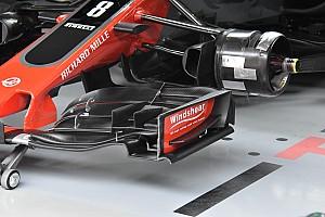 Forma-1 Elemzés Új szárny a Haasnál