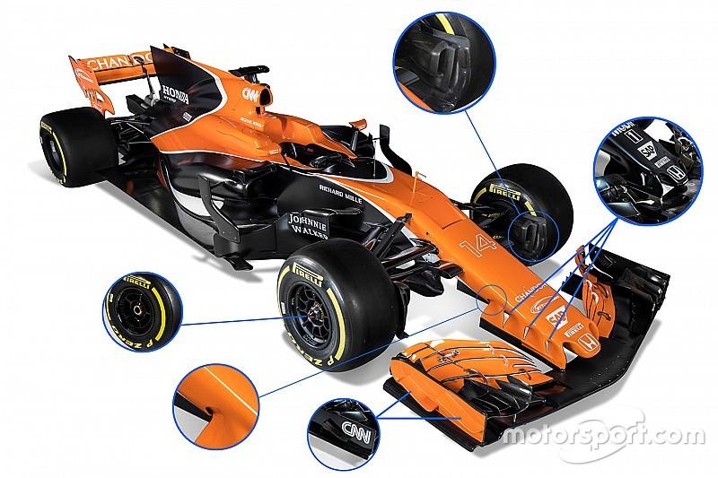 Tech analyse: De McLaren MCL32 ontleed