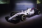 Формула 1 Williams опубликовала фото новой машины