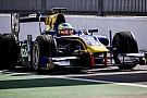 FIA F2 Un point en quatre courses: désastre pour Rowland