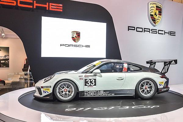 IMSA Others Breaking news Porsche Canada unveils new GT3 car