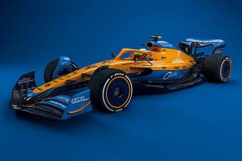 Cómo se prepara McLaren para reto de la F1 2022