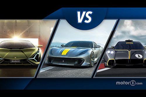 Il futuro del motore V12: la Ferrari 812 Competizione e le altre