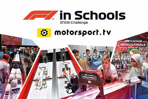 F1 in Schools世界总决赛将在全新Motorsport.tv频道直播