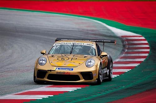 Porsche Sprint Challenge Central Europe z Polakami