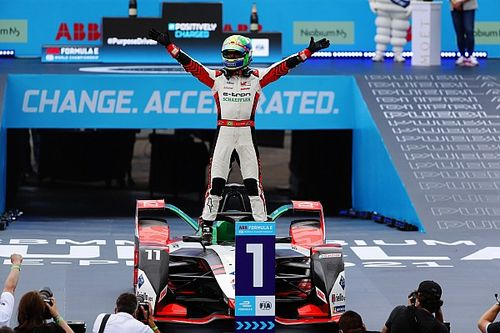 Fórmula E: Di Grassi gana la carrera 1 en México por una descalificación