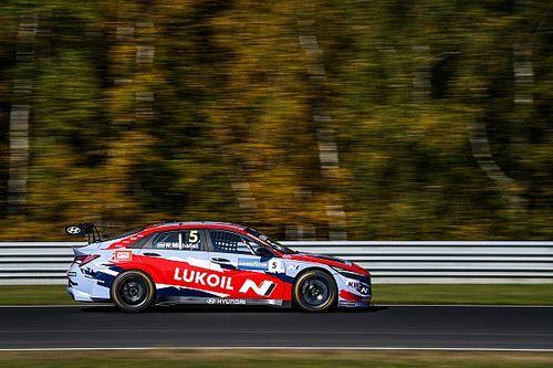 WTCR: un grande Michelisz trionfa con la Hyundai-BRC in Gara 2