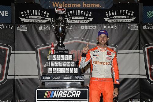 Why Hamlin's Darlington win was a significant statement
