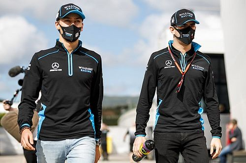 """F1: Williams diz que """"nada mudou"""" mas chefe não confirma permanência de Russell e Latifi em 2021"""