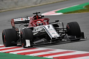 Test LIVE F1 Barcelone, Jour 4
