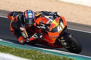 Tes Moto2 Jerez: Binder versus Lowes, Dimas ke-31