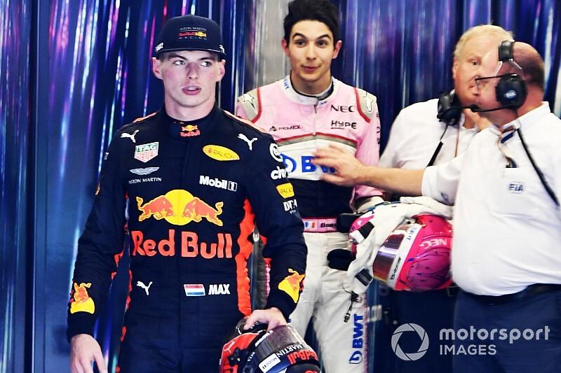 Geen verdere gesprekken Verstappen en Ocon, kous is af voor FIA