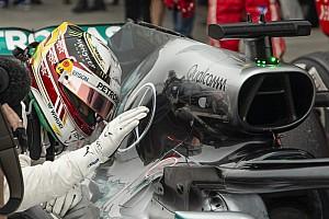 Sorgen um Hamilton-Motor: Droht Mercedes in Abu Dhabi eine Strafe?