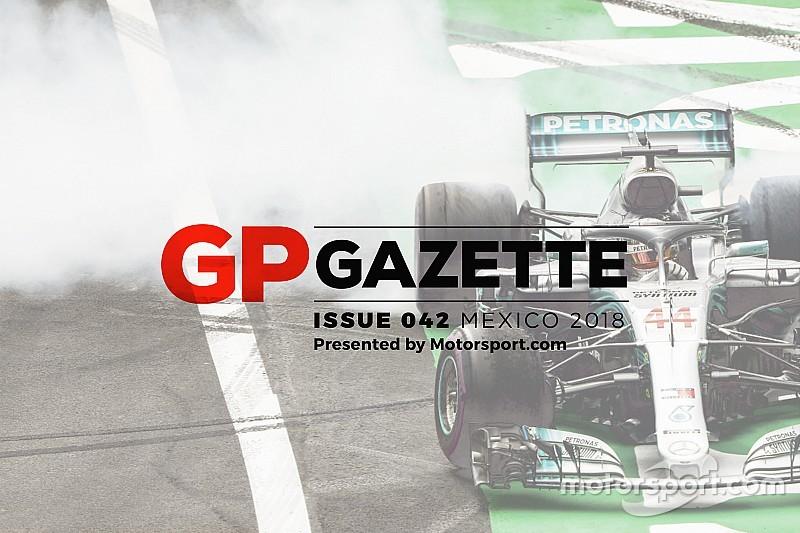 Issue #42 of GP Gazette is online now