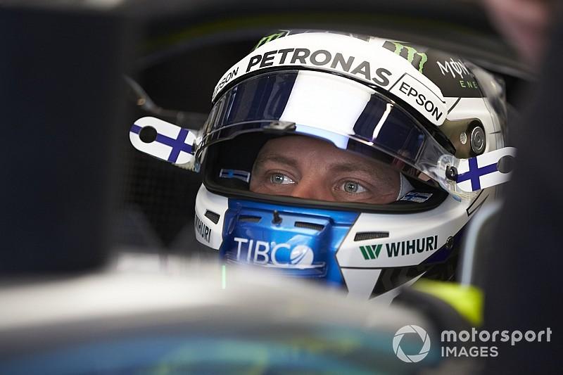 Mercedes estabelece meta para permanência de Bottas em 2020