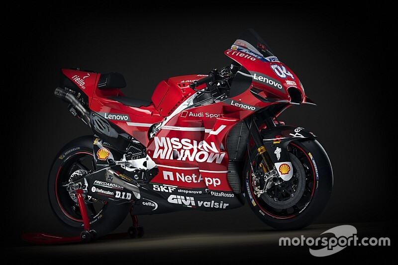 Galeri: 2019 Ducati Desmosedici GP19