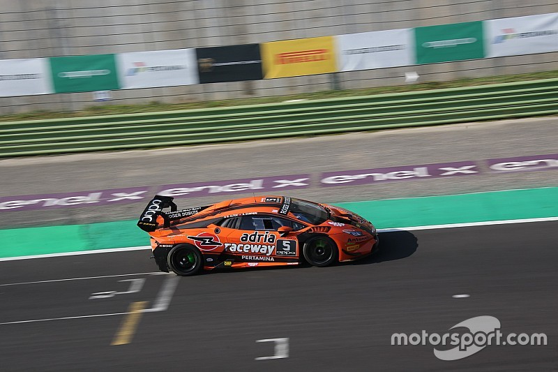 Lamborghini World Final: Zampieri, Altoe triumph in Europe race