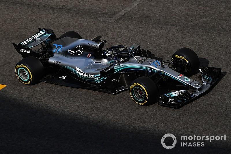 Bottas diz que temporada 2018 foi a pior na F1