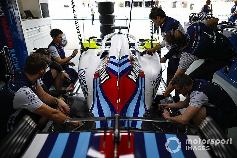 Онлайн. Гран При Бразилии: вторая тренировка