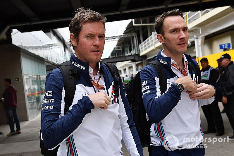 Smedley talking to other teams about F1 roles