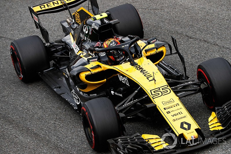 Sainz: Renault can match Mercedes, Ferrari engines in 2019