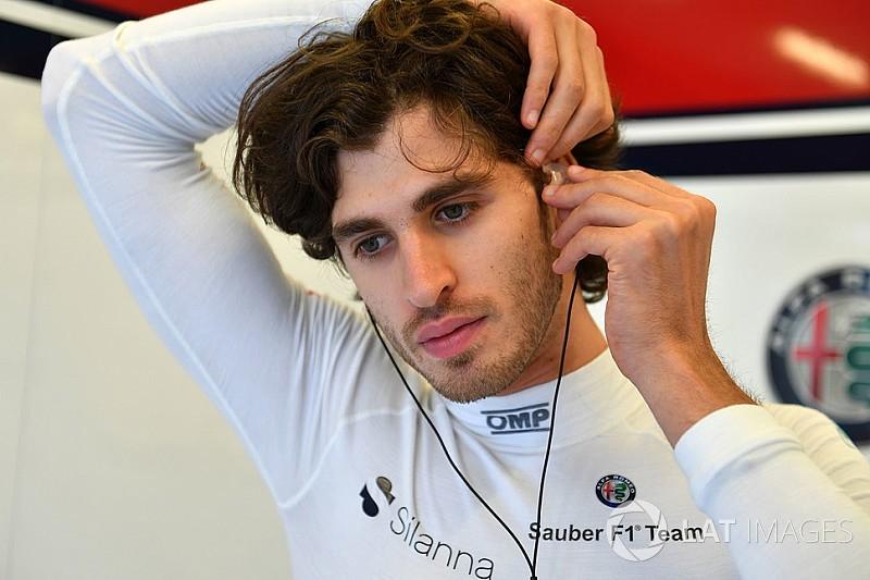 Giovinazzi: Bons testes não me garantirão na F1