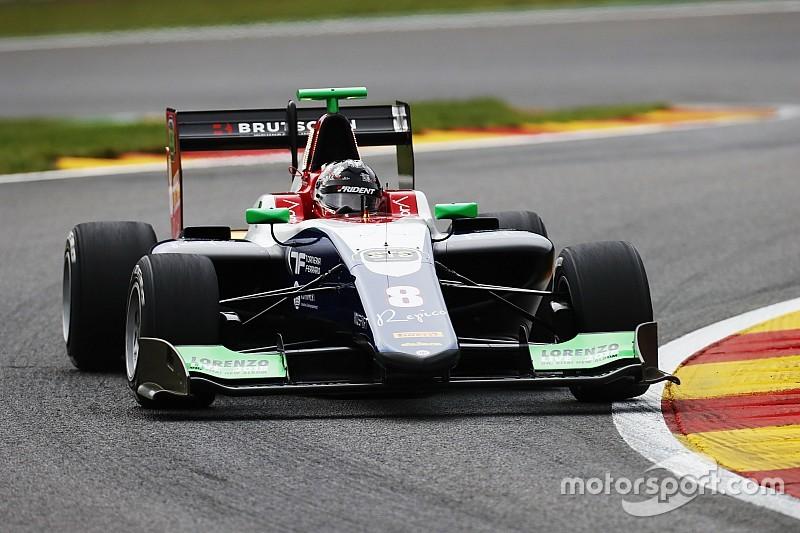 GP3 Spa: Polesitter Beckmann boekt eerste overwinning