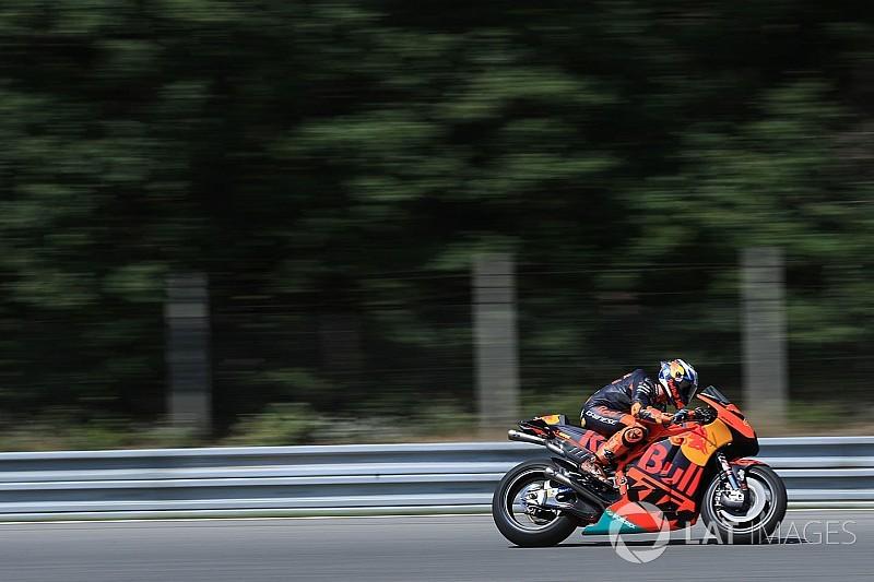 KTM pinta Espargaro perbaiki penampilannya