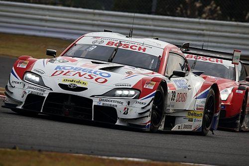 SARD Toyota engine issue ends Kovalainen's podium hopes