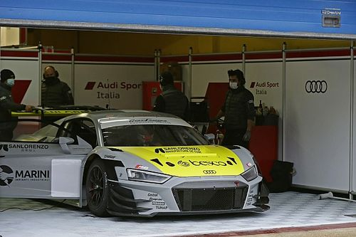 Audi Sport Italia punta su Agostini e Ferrari
