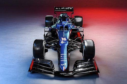 【2021年F1新車】アルピーヌA521:フォトギャラリー