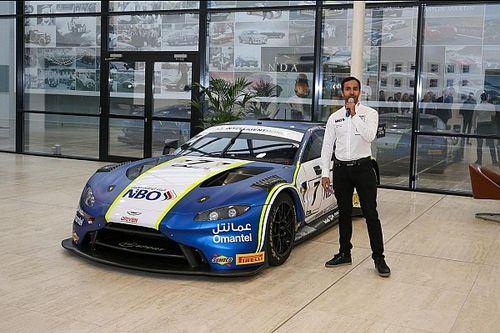 الحارثي يعود إلى دبي للمشاركة في السباقين الافتتاحيين من سلسلة لومان الآسوية