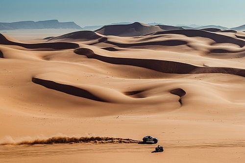 ASO presenteert nieuwe route met meer duinen voor Dakar 2022