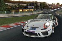Veja como foi a etapa de Spa-Francorchamps da Porsche Esports Carrera Cup