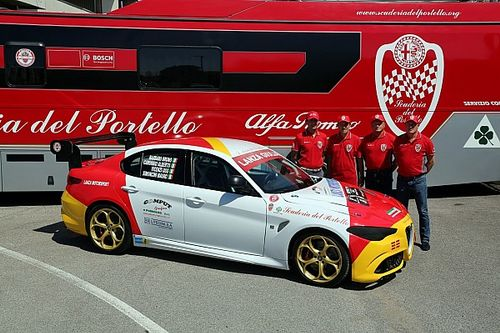 Alfa Giulia Quadrifoglio: la prima al mondo per il Ring