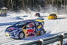 Other rally Наживо: другий раунд RallyX  у Швеції