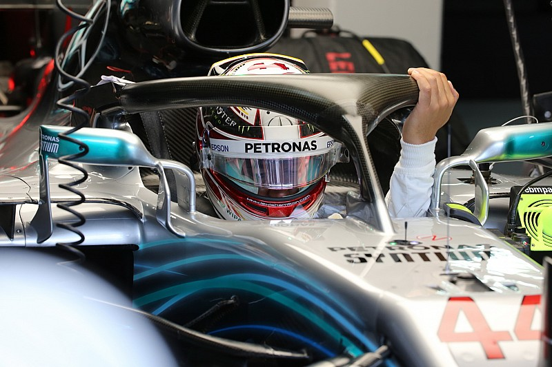 Hydraulikproblem nach Fahrfehler: Hamilton in Q1 ausgeschieden!