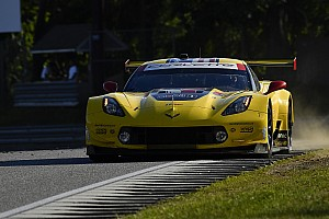 "IMSA Breaking news Magnussen: ""Hard to swallow"" losing win with late off"