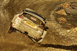 WRC Etappenbericht WRC Wales: Elfyn Evans enteilt dem Feld