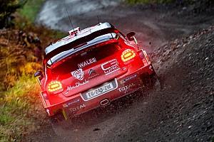 WRC Breaking news Citroen 'hasn't prepared well' for Rally GB - Meeke