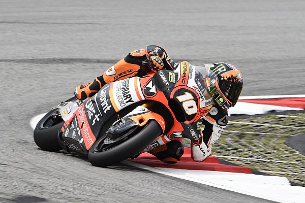 Moto2 Moto2: Malesia amara per il Forward Racing Team