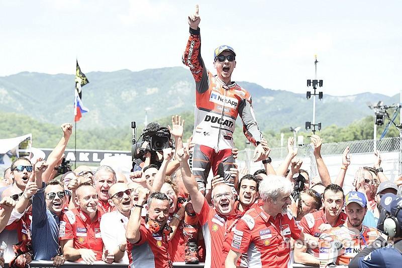 Ducati: Лоренсо може стати чемпіоном MotoGP цього року