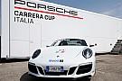Carrera Cup Italia Carrera Cup Italia, Ghinassi direttore di prova esclusivo!