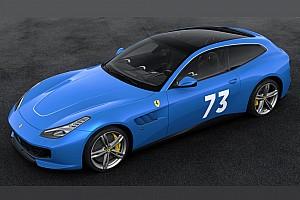 Auto Actualités Ferrari livre la dernière série spéciale pour ses 70 ans