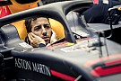 Formula 1 Ricciardo to start German GP from back of grid
