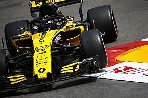 Formule 1 Réactions Renault estime avoir posé les bases d'un bon Grand Prix