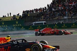 Формула 1 Важливі новини Відео: аварія Ферстаппена та Феттеля на Гран Прі Китаю